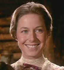 My hero, Caroline Ingalls of Little House on the Prairie