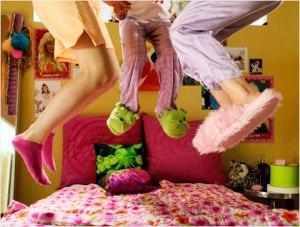 slumberparty-jumping