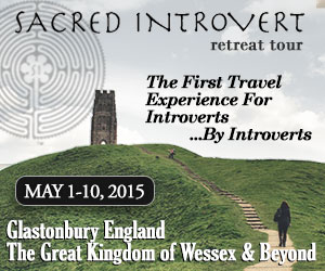 Sacred Introvert Retreat May 2015